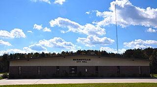 Burnsville, Mississippi Town in Mississippi, United States