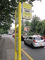Bus stop on Bebington Road, Wirral (1).JPG
