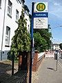 Bushaltestelle Tivolistr., 29.06.2015, Zustand am 16.04.2016 unverändert. - panoramio.jpg