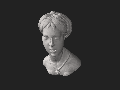 Bust Of A Singing Woman - 3D model by Limerick3D - Sketchfab.stl