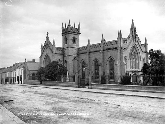 St Mary's Church, Buttevant ca. 1900