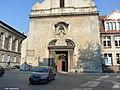 Bytom - widok kościoła p.w. Św Wojciecha - panoramio.jpg