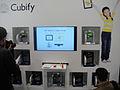 CES 2012 - Cubify 3D printing (6791665718).jpg