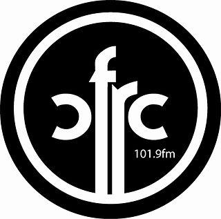 CFRC-FM Radio station at Queens University in Kingston, Ontario