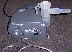 definition of nebulizer