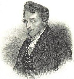 CHODZKO(1839) p547 JOACHIM LELEWET, HISTORIEN ET ARCHEOLOGUE (cropped).jpg