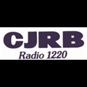 CJRB - Image: CJRB 1220am logo
