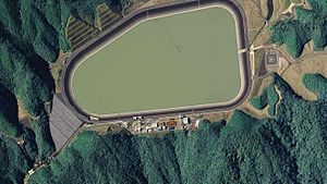 CKU200811X-C8-3 Omarugawa Pumped Storage Power Station upper reservoir.jpg