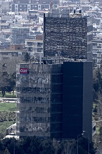 CLH (company) - CLH Headquarters in Madrid