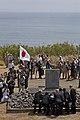 CMC and SMMC at Iwo Jima 150321-M-SA716-178.jpg