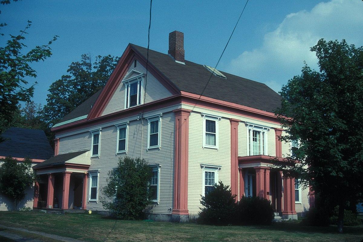 Connor Bovie House Wikipedia