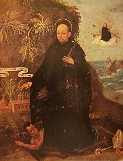 Constabilis Italian abbot and saint