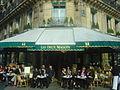 Cafe Les Deux Magots, Paris - 2011.JPG