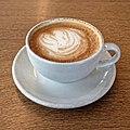 Caffè Latte at Sainsbury's Low Hall, Chingford, London 1.jpg