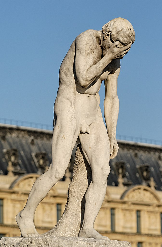 Cain Henri Vidal Tuileries - (C) Jastrow - gemeinfrei by Wikimedia Commons
