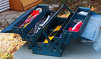 Toolbox - Cantilever toolbox