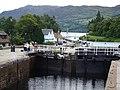 Caledonian Canal locks at Fort Augustus - geograph.org.uk - 978492.jpg