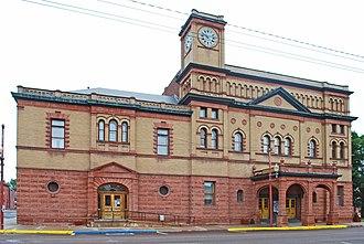 Keweenaw National Historical Park - The Calumet Theatre