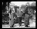 Calvin Coolidge and ladies outside White House, Washington, D.C. LCCN2016893448.jpg