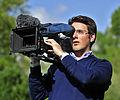 Cameraman John Fry Wiltshire UK.jpg