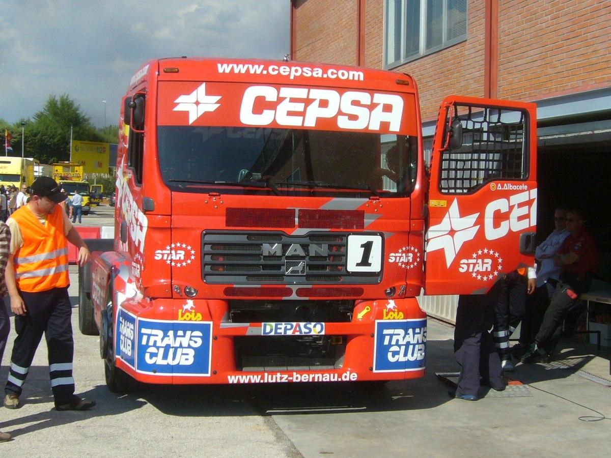 fia european truck racing cup