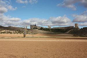 Battle of Uclés (1108) - Battle field of Uclés