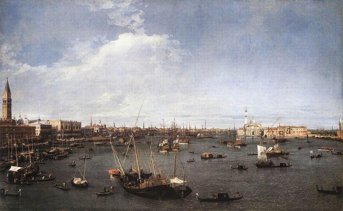 Escuela veneciana - Wikipedia, la enciclopedia libre