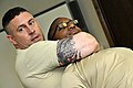 Candidates conduct combatives training 150607-Z-DL064-003.jpg