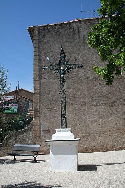 Canet (Hérault) - croix.