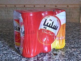 Celtia Tunisian beer