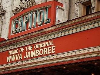 Wheeling, West Virginia - Capitol Theatre