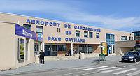 Carcassonne aeroport Salveza2.jpg