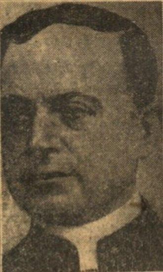 Federico Tedeschini - Tedeschini pictured on 21 November 1935.