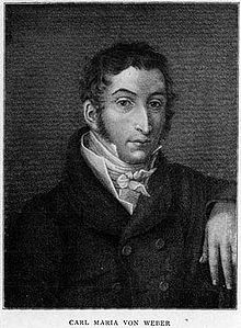 alt=Description de l'image Carl Maria von Weber.jpg.