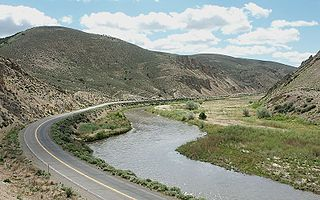 river in northern Nevada, United States