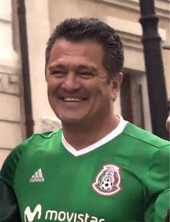 Carlos Hermosillo Former Mexican footballer/Sports Analyst