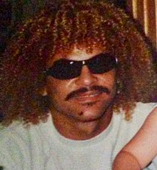 72fd0f91974 Valderrama at a Tampa Bay Mutiny fan meet in 1998