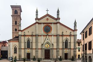 Carmagnola - Collegiate church of Sts. Peter and Paul