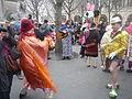 Carnaval des Femmes 2015 - P1360713 - Place du Châtelet (Paris).JPG