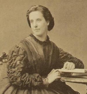 Caroline Barbot - Caroline Barbot c1865