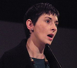 Caroline Pidgeon - Image: Caroline Pidgeon AM at Bournemouth