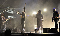 Carpathian Forest at Party.San Metal Open Air 2013 02.jpg