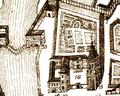 Carte Castres 1674 - nouveau palais épiscopal.png
