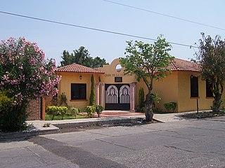 Indaparapeo Municipality in Michoacán, Mexico