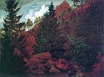 Caspar David Friedrich - Felspartie im Harz.jpg