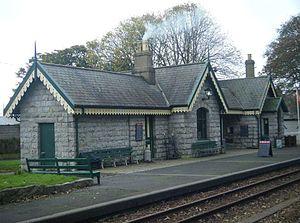 Castletown Railway Station Wikipedia