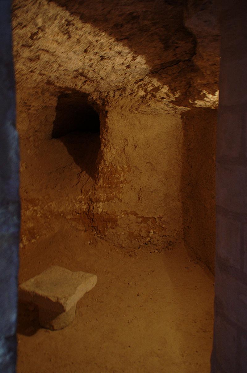 Catacombes chrétiennes, Sousse, 23 septembre 2013, (02).jpg
