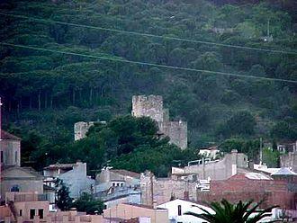 Vilassar de Dalt - Castle of Vilassar