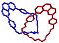 Catenane ChemComm 244 1985.png