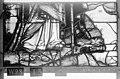 Cathédrale - Vitrail, Chapelle Saint-Joseph, lancette de droite, Légende de saint Romain, quatrième panneau, en haut - Rouen - Médiathèque de l'architecture et du patrimoine - APMH00031290.jpg